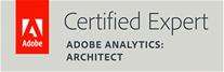 Adobe Analytics Architect Expert