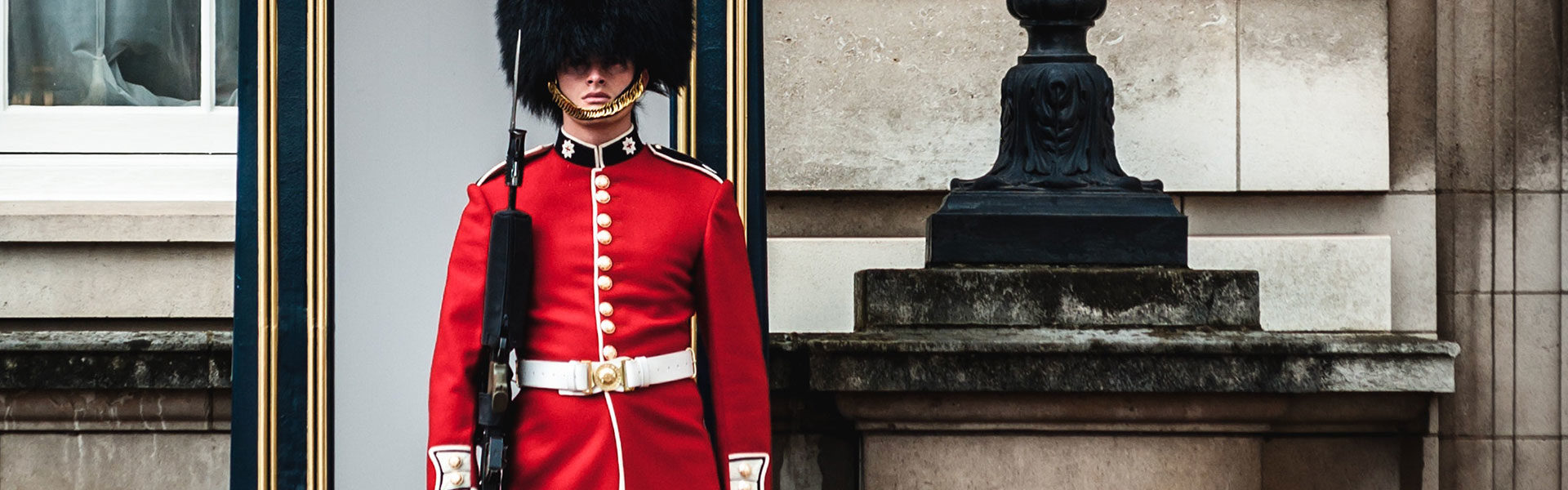 london queens guard