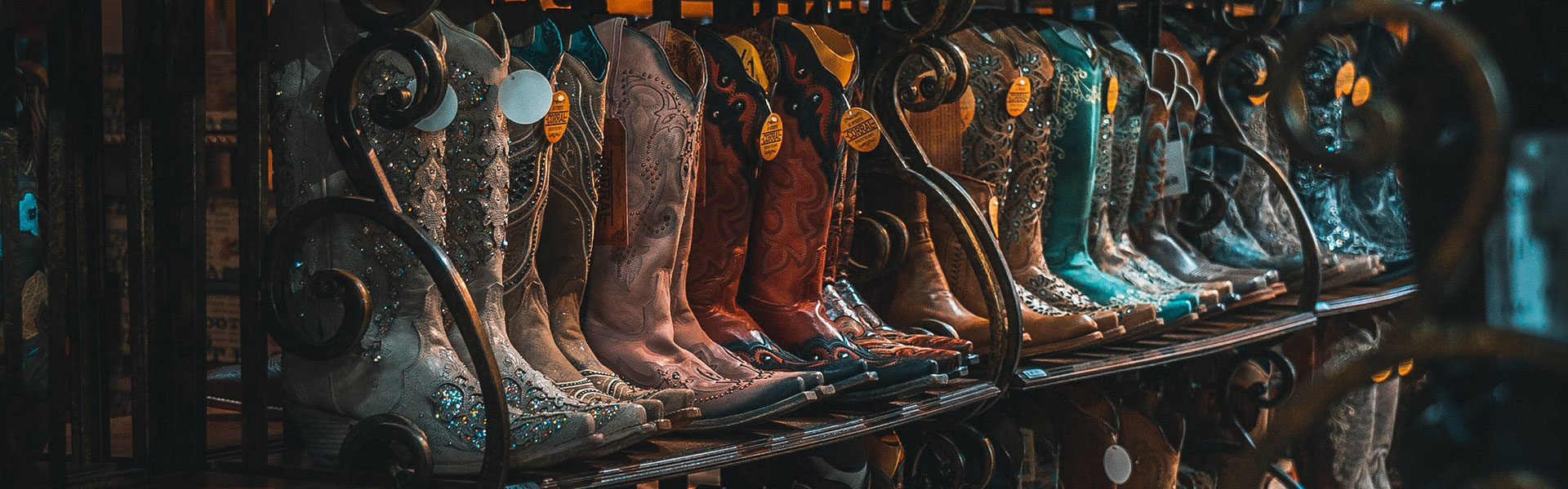 photo of cowboy boots