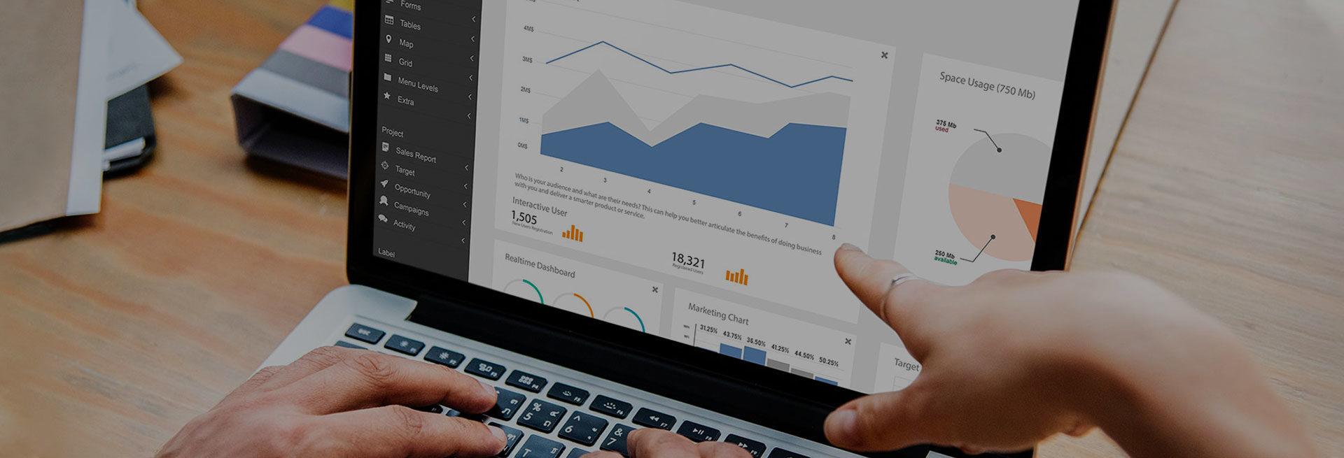 data visualization quick start header