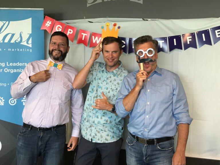 blast great place to work 2019 celebration