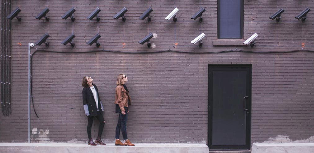 photo of cameras on people