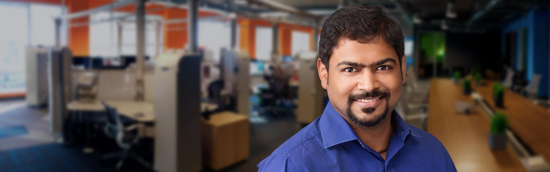 Naveen Kunchavaram Blast consultant