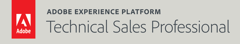 Adobe Experience Technical Sales