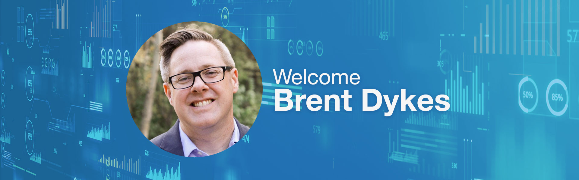 welcome brent dykes