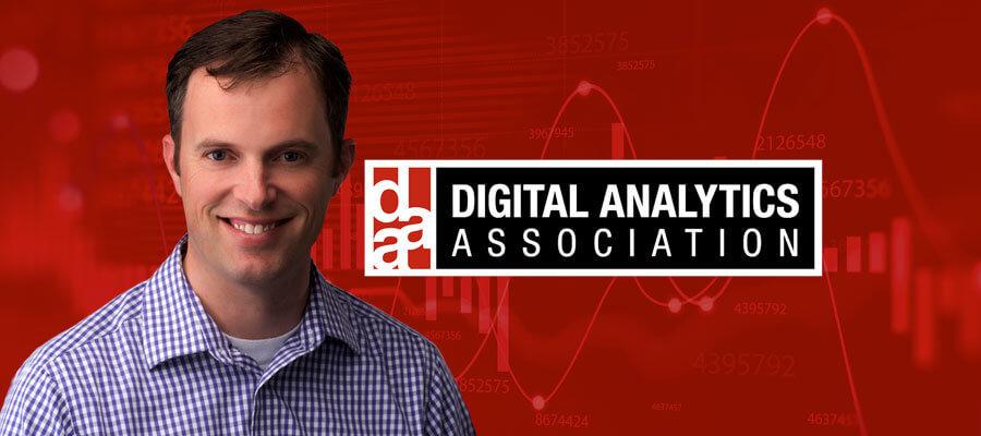 charles davis digital analytics association press header