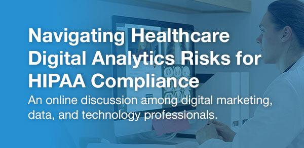 Blast Chat Navigating Healthcare Digital Analytics risks