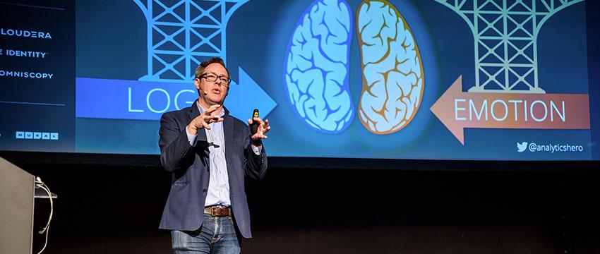 Brent Dykes Data Storytelling Training