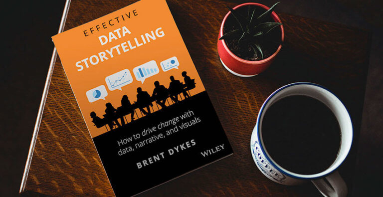 Effective Data Storytelling Book