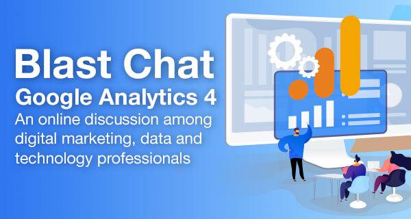 Blast Chat: Google Analytics 4