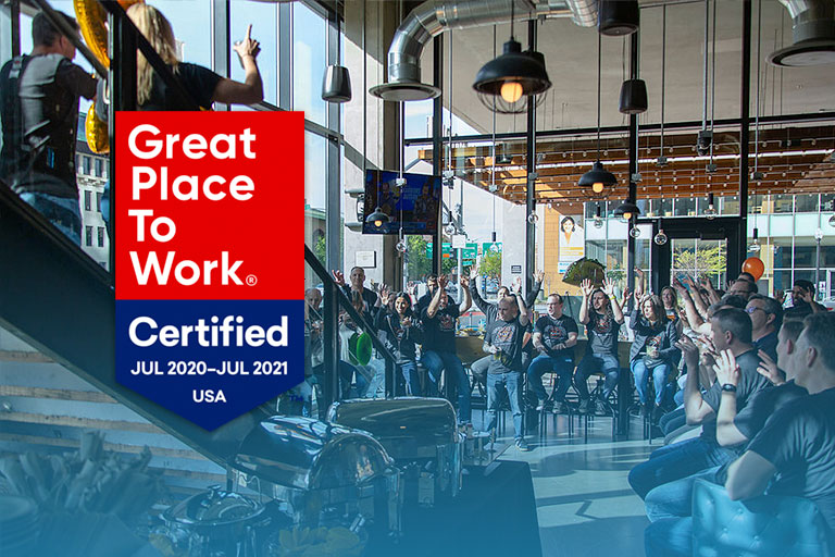 blast great place to work 2020-2021