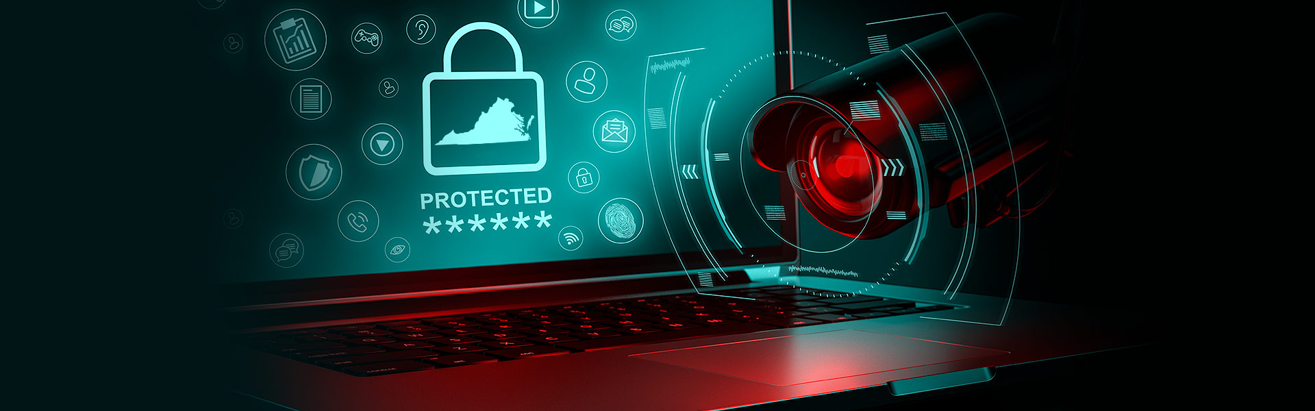 Virginia Consumer Data Protection Act Joins in on Consumer Privacy Protections intro visual