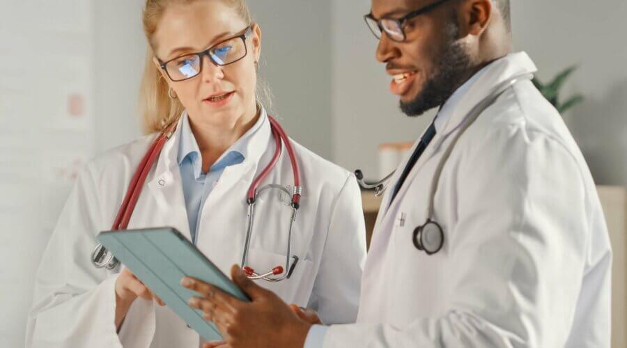 doctors using tealium private cloud