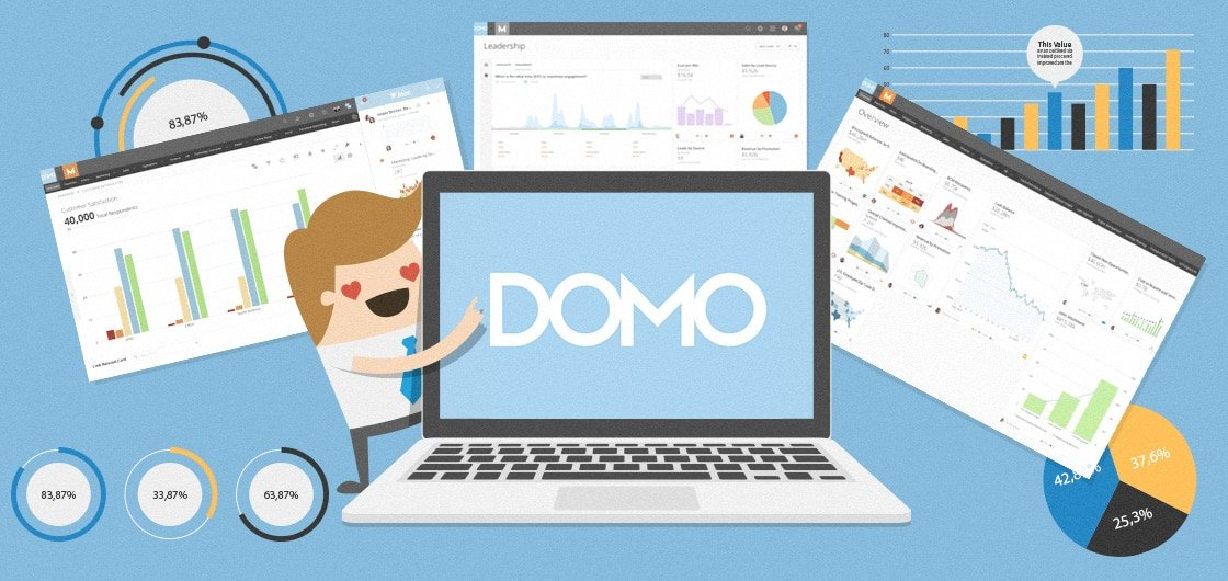 Top 5 Reasons Why Executives Love Domo