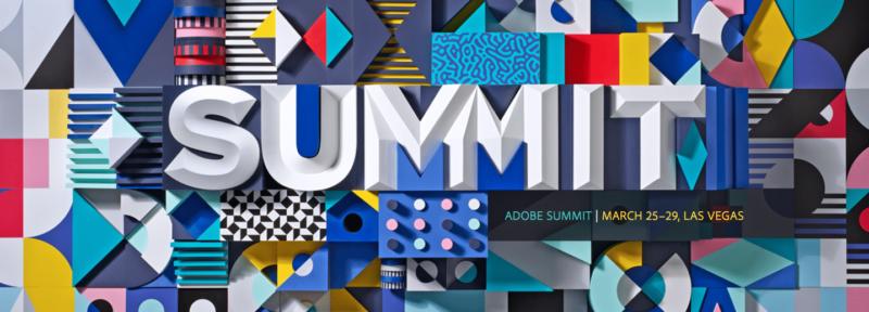 adobe summit 2018 logo