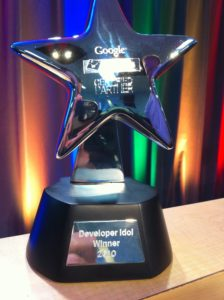 Google Analytics Developer Award 2010