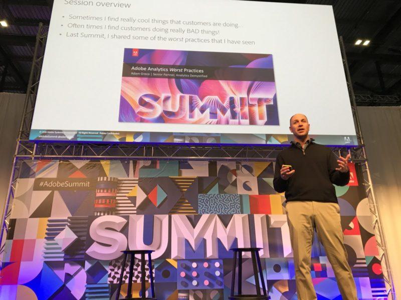 adobe summit presentation