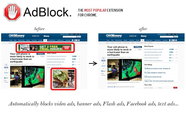 Ad Blocker Example