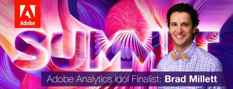 Adobe Analytics Idol Finalist Brad Millett