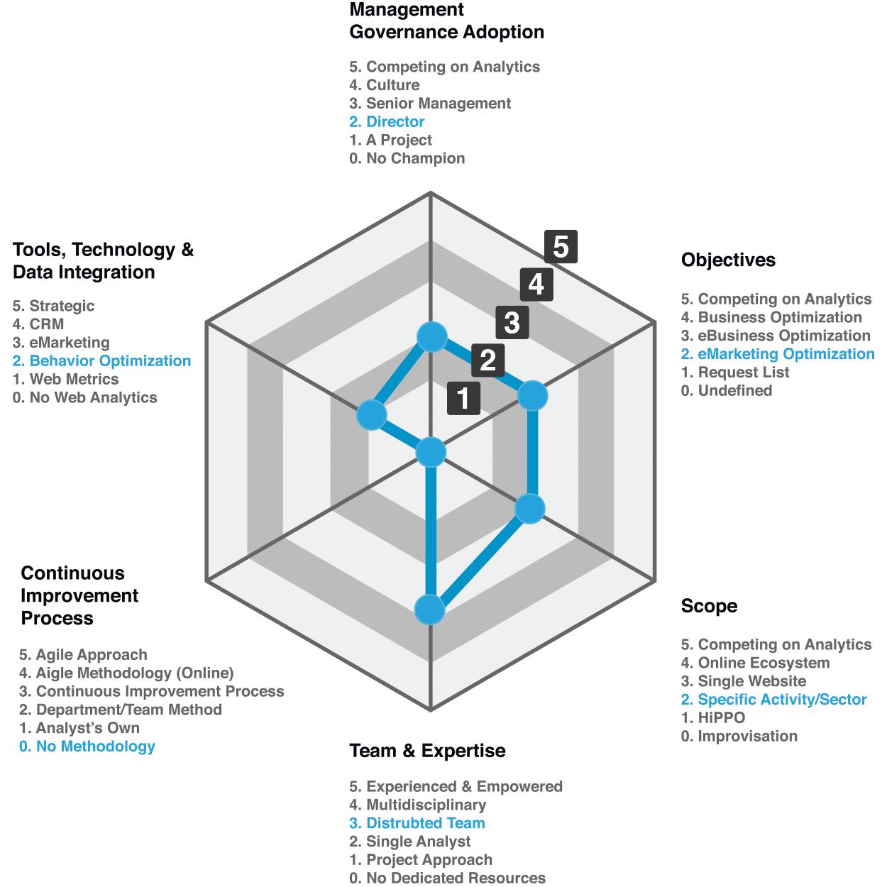 Analytics Maturity Assessment Example