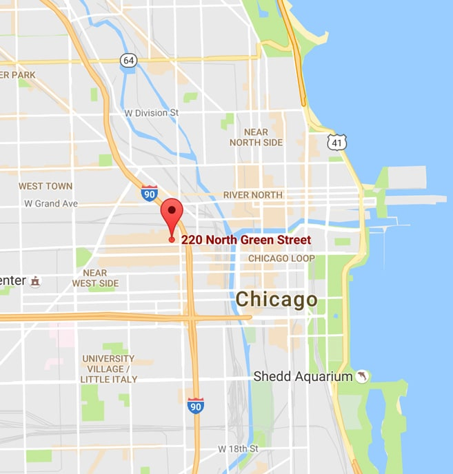 Chicago Office Blast Analytics Marketing