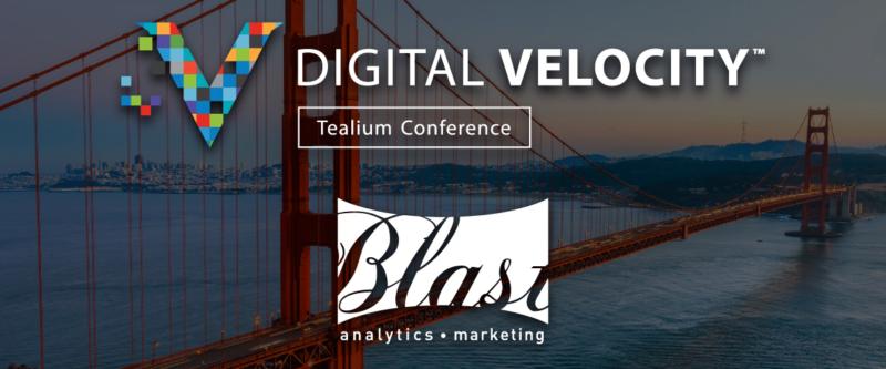 digital velocity san francisco blast logo