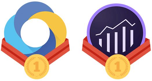 graphic showing both adobe analytics and google analytics tie