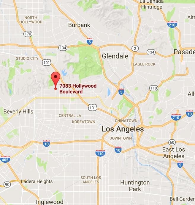 Los Angeles Map Location.Los Angeles Office Blast Analytics Marketing