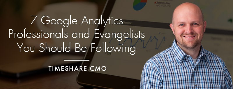 image of joe christopher and top google analytics professional article