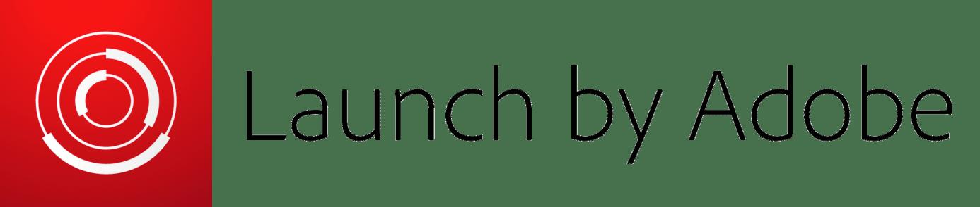 launch by adobe logo