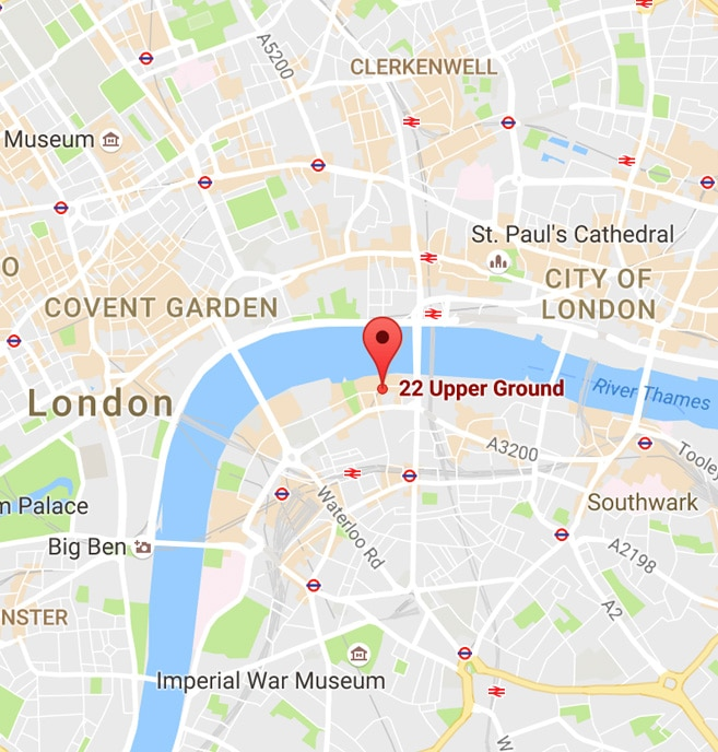 London UK Office Blast Analytics Marketing