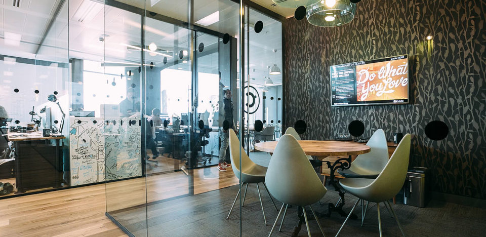london office meeting rooms
