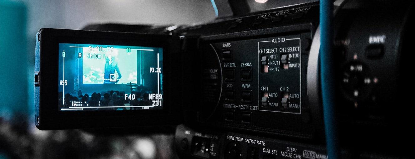image of video camera recorder