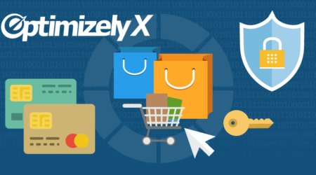 header image for optimizely x pci blog post
