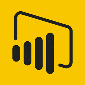 microsoft power bi icon