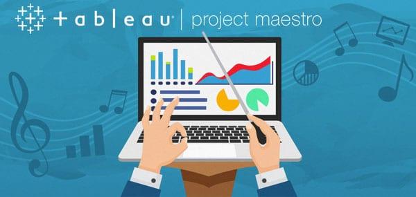 Meet Tableau's New ETL Tool: Project Maestro