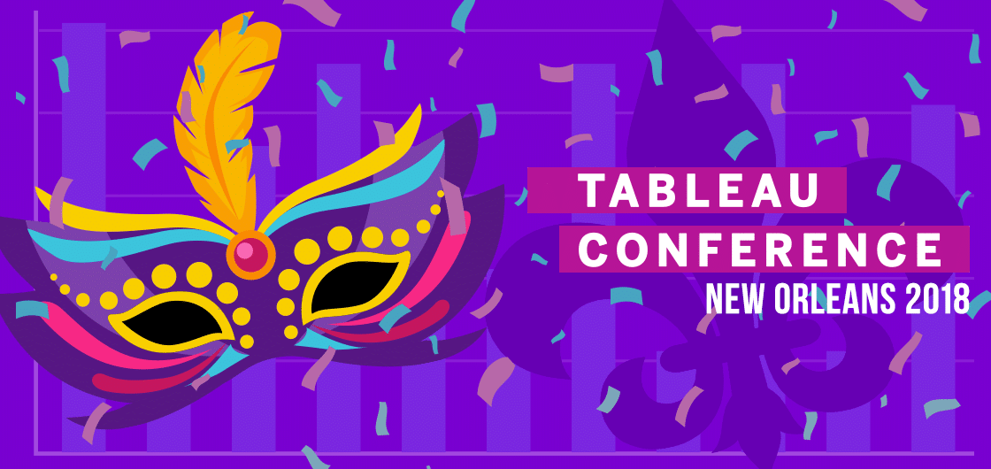 Tableau Conference 2018: Top 10 Takeaways