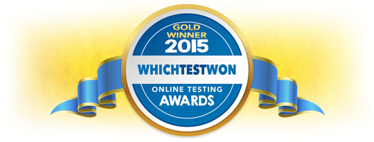 Testing Increases Revenue 283% & Wins an Award